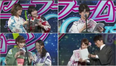 「美少女戦士セーラームーンCrystal」キャスト出演!誕生日前夜祭ニコ生特番