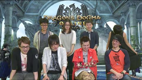 DDON TV #2  CBT1解禁直前SP~ドラゴンズドグマ オンライン ファミ通拠点~