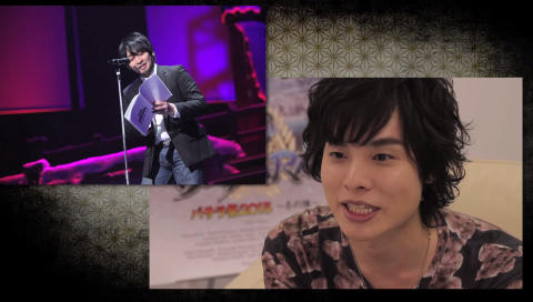 「バサラ祭2015 ~冬の陣~」イベントDVD発売記念!岡本信彦さんスペシャルコメント