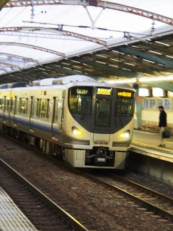 JR西日本 225系 電車