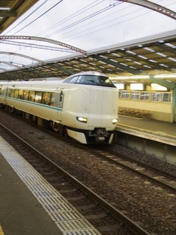 JR西日本 287系 電車 特急くろしお26号