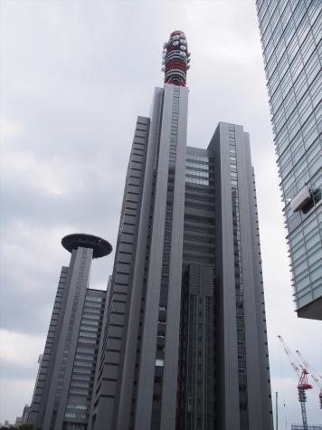 さいたま新都心のビル群