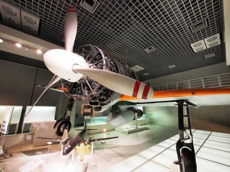 零式艦上戦闘機【国立科学博物館】