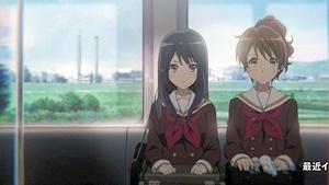 麗奈と久美子