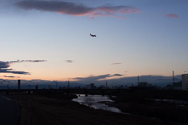 飛行機空-11