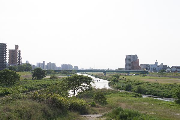 川風景-7