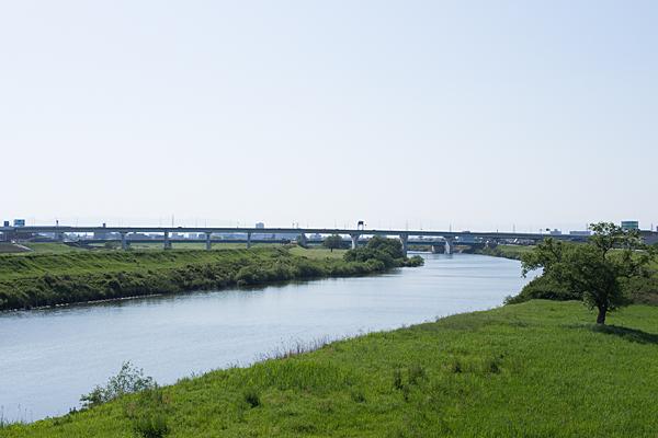 川風景-8