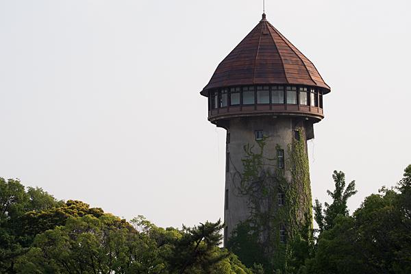 東山給水塔-1