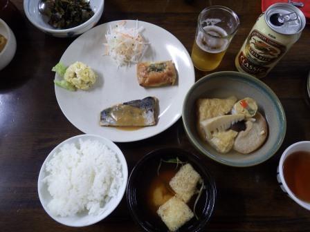 IMGP2329 夕食