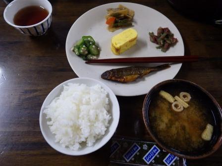 IMGP2358 朝食