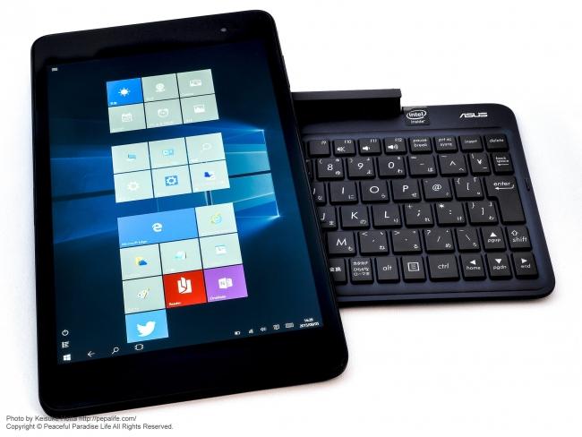 ASUS TransBook T90 Chi + Windows10