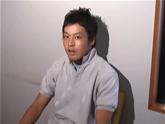 ゲイ動画:[男のプリケツ] 19歳のイケメン体育会「あぁっ、イキそ。。あぁ...」 好帥哥