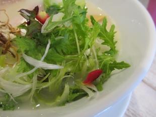 鶏和っ賛 白醤油白湯 具 (2)