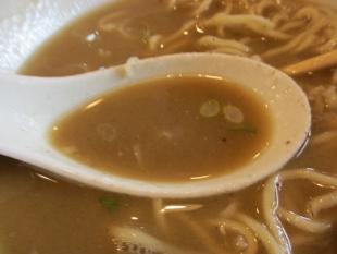 さぶろう 濃厚煮干ソバ スープ (2)