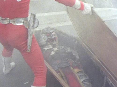 戦隊 サンバルカン バルイーグル 捕縛 ヤラレ ピンチ ヒーロー