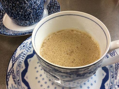 卵白だけでコーヒープリン