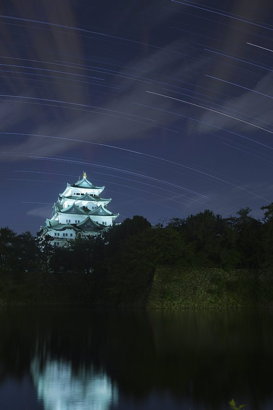 【都市星景】名古屋城