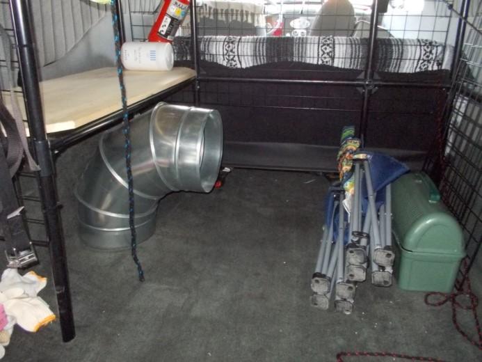 スポットクーラーを設置する (4)