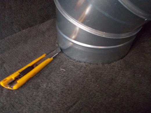 スポットクーラーを設置する (7)