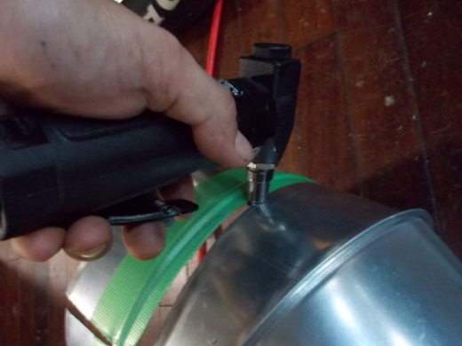 スポットクーラーを設置する (29)