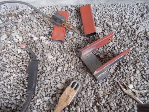 発電機の台を作成する (6)