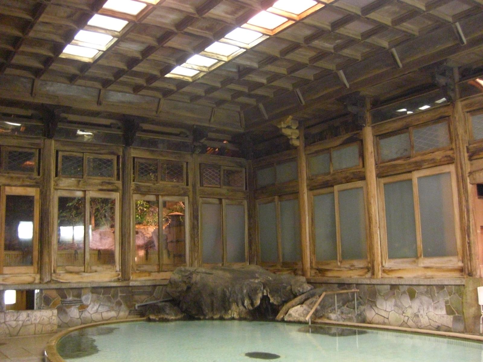湯田中温泉3桃山風呂