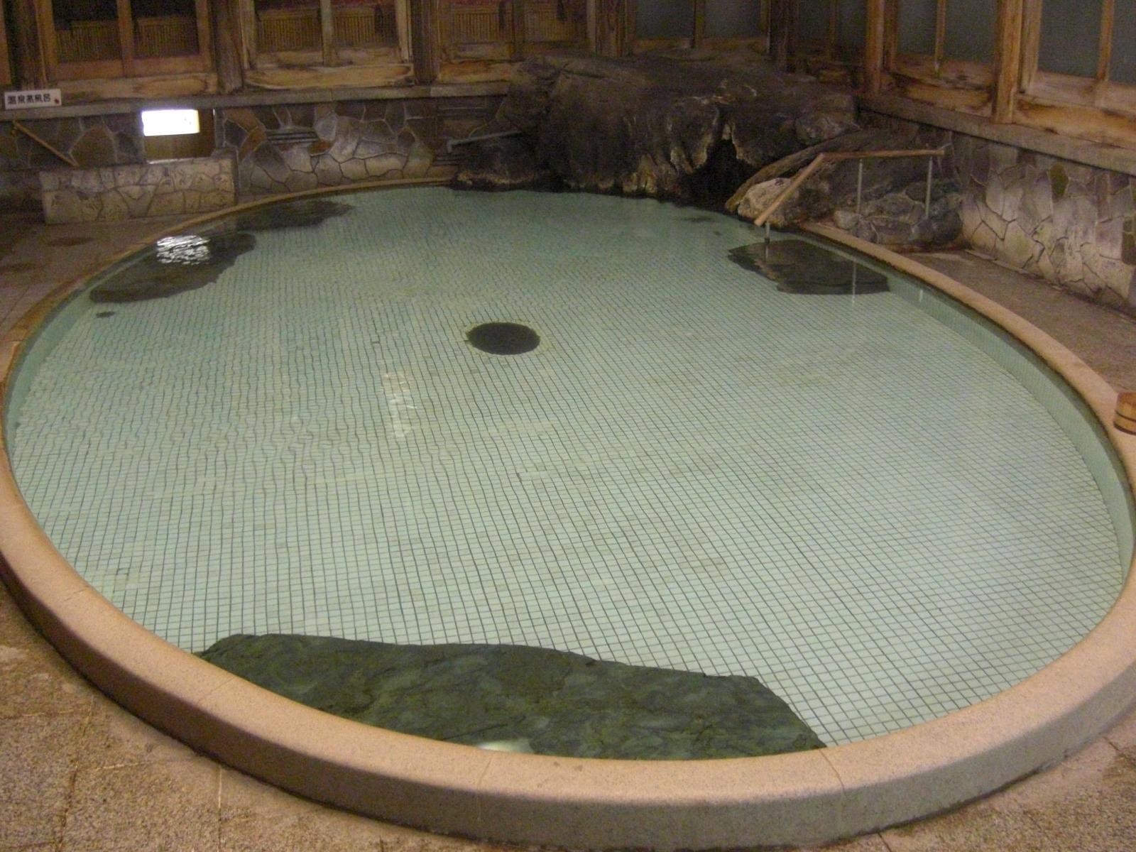 湯田中温泉4桃山風呂