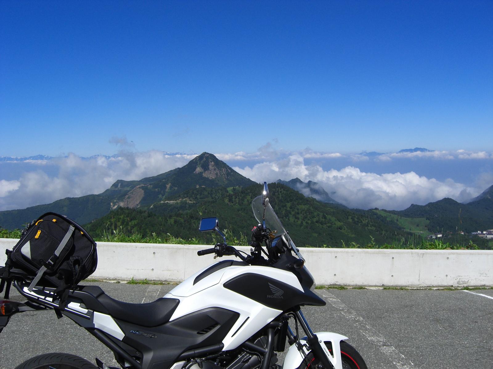 志賀草津道路7横手山~アルプス