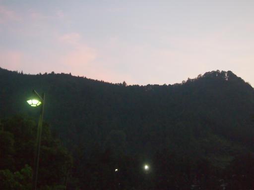 20150726・御岳山3-10・もえぎの湯へ