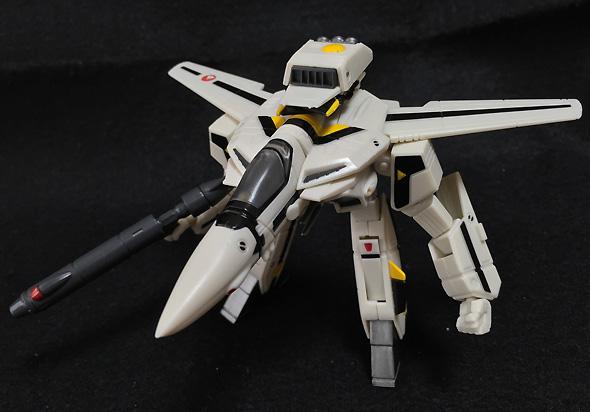 海外版 マクロス 1/100 可変バルキリー VF-1S ロイ・フォッカー