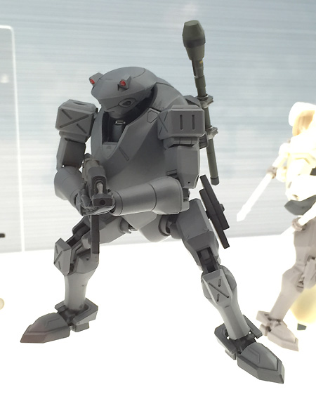アルメカ フルメタル・パニック!The Second Raid 1/60 Rk-92 サベージ グレーVer. 宮沢模型流通限定
