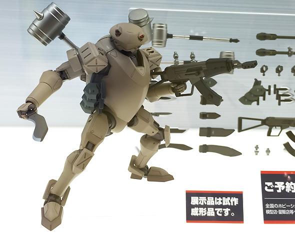 アルメカ フルメタル・パニック!The Second Raid 1/60 Rk-92 サベージ サンドVer. 宮沢模型流通限定