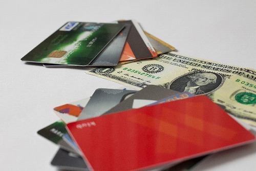 クレジットカード ポイント 紙幣