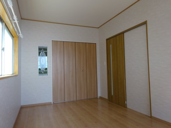 K邸リフォーム~完了 寝室・WI・LDK
