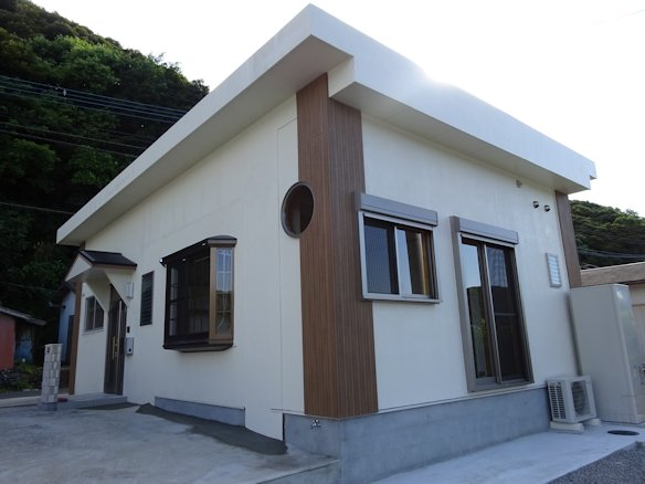 K邸リフォーム~完了 外観・玄関