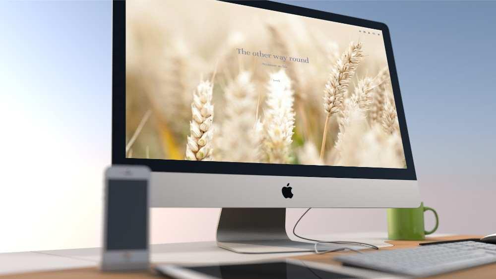iMac Template 2