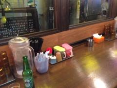 壱麺屋:カウンター