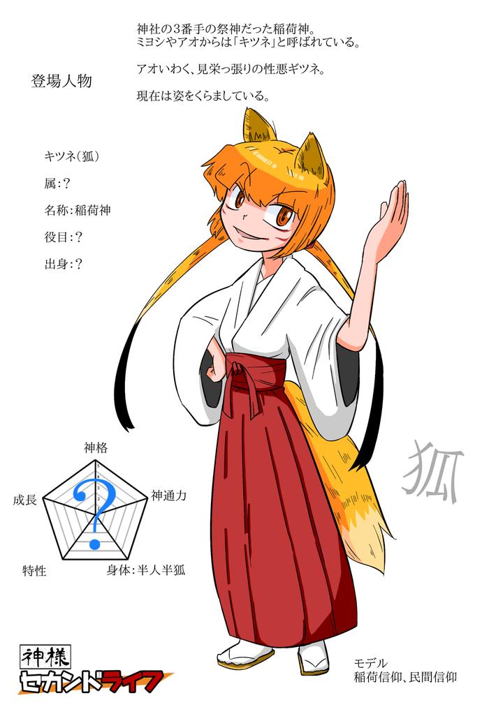 20.6話 稲荷神のキツネ サムネイル画像